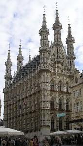 Leuven, Rathaus (Stadhuis)