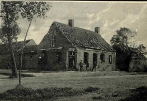 Gehöft bei Langemarck