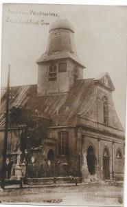 Kirche Westroosebeke